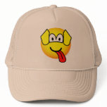 Dog emoticon   caps_and_hats