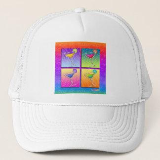 Caps, Hats - Pop Art Margaritas