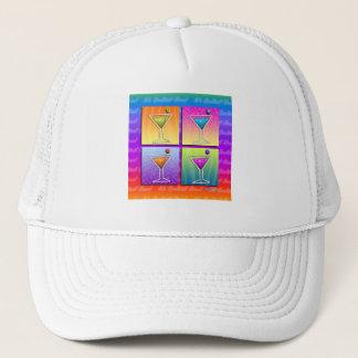 Caps, Hats - Pop Art Martinis