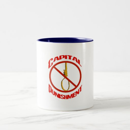 Caps Lock Two-Tone Coffee Mug