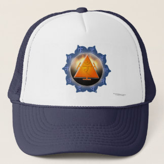 Caps with Fire Chakra