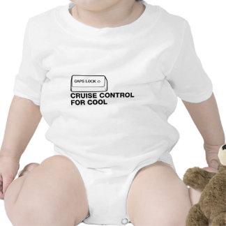 capslock - control de travesía para fresco traje de bebé