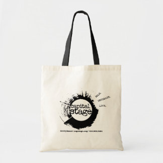 CapStage Tote Bag