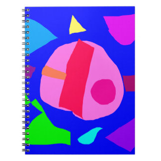 Capsule 100 Years Sky Flying Ground Grass Note Books