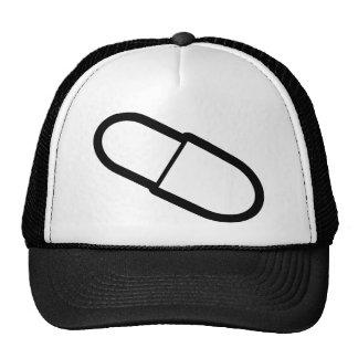 Capsule Mesh Hats