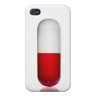 Capsule iPhone 4 Cover