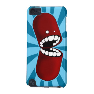 Capsule (Red/Blue) iPod Touch Case