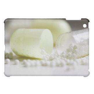 Capsules and medication iPad mini cover