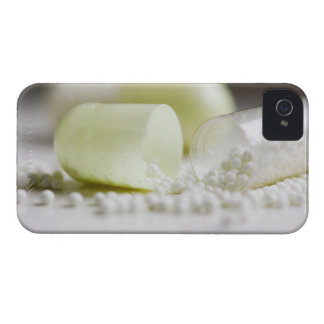 Capsules and medication iPhone 4 case