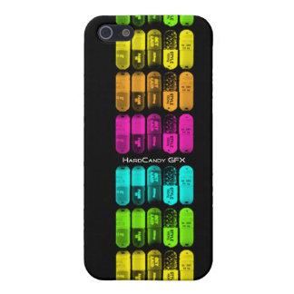 Capsules iPhone case