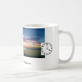 Capt. Ben Marler 4 o'clock_ morning Bible Club mug