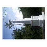 Capt. Cook Monument Postcard Hawaii