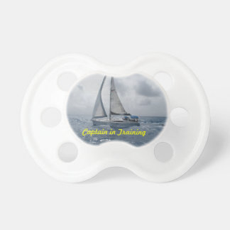 Capt in Training Pacifiers