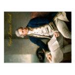 Capt. James Cook Postcard, Discoverer of Hawaii Postcard