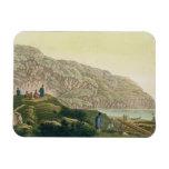 Captain a Cook (1728-79) en Alaska durante su viaj Iman De Vinilo