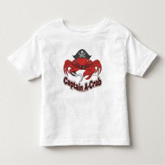 Captain A-Crab Toddler T-shirt
