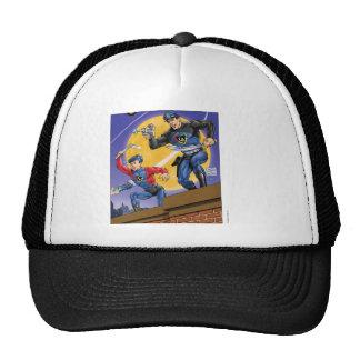 Captain Action- Murphy Anderson Trucker Hat