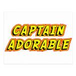 Captain Adorable Postcards