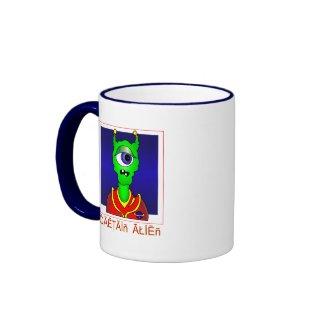 Captain ALIEN mug