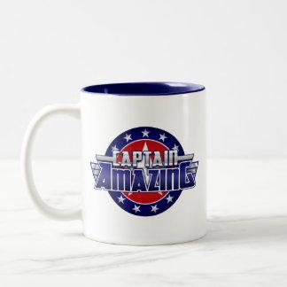 Captain Amazing Coffee Mug