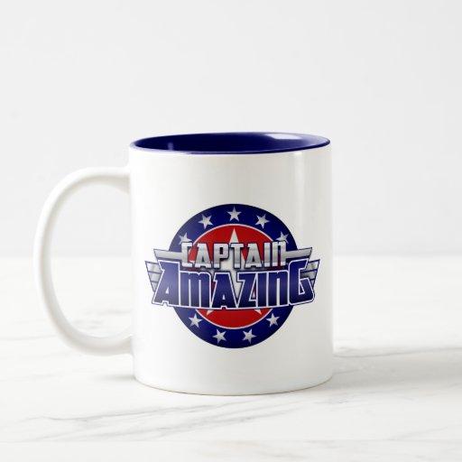 Captain Amazing Coffee Mug Zazzle