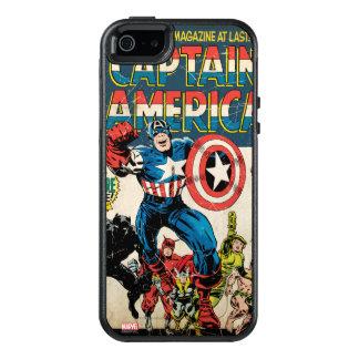 Captain America - 100 Apr OtterBox iPhone 5/5s/SE Case