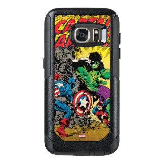 Captain America - 110 Feb OtterBox Samsung Galaxy S7 Case