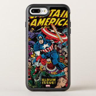 Captain America - 112 Apr OtterBox Symmetry iPhone 7 Plus Case