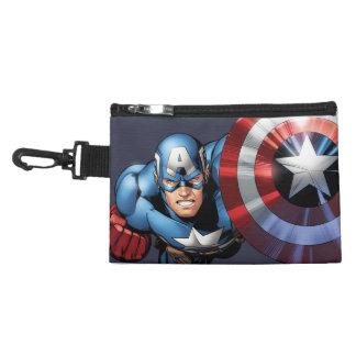 Captain America Assemble Accessory Bag