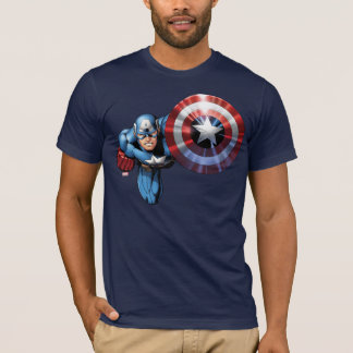 Captain America Assemble T-Shirt