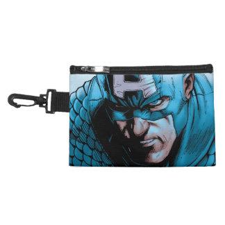 Captain America Avengers Comic Panel Accessory Bag