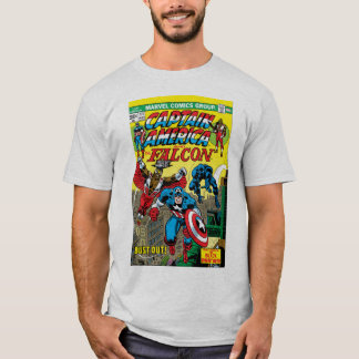 Captain America: Bust-Out T-Shirt