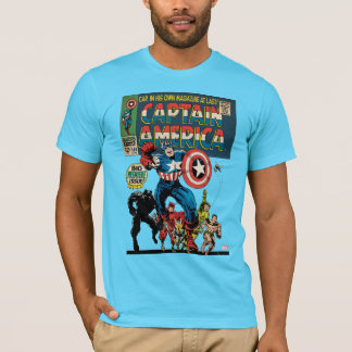 Captain America Comic #100 T-Shirt