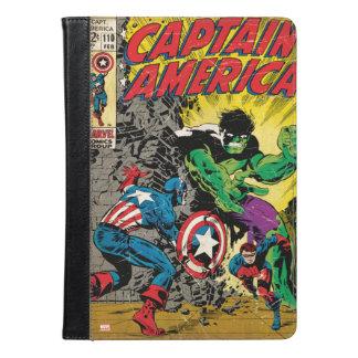 Captain America Comic #110 iPad Air Case