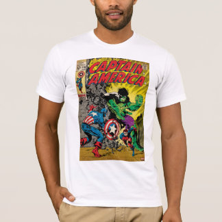 Captain America Comic #110 T-Shirt