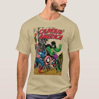 Captain America Comic #110 T-Shirt