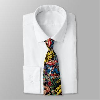 Captain America Comic #112 Neck Tie
