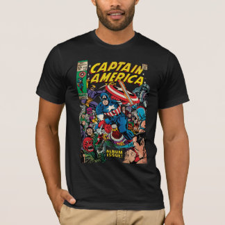 Captain America Comic #112 T-Shirt