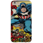 Captain America Comic #193 Barely There iPhone 6 Plus Case
