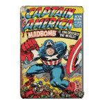 Captain America Comic #193 iPad Mini Retina Cases