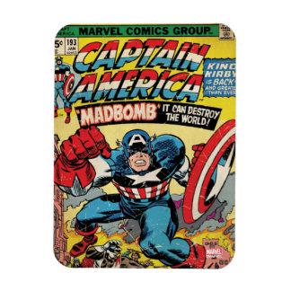 Captain America Comic #193 Magnet