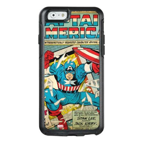 Captain America-COVER 1 Phone Case