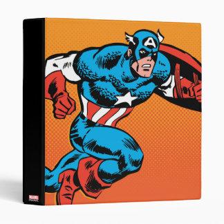 Captain America Dash Binder