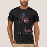Captain America - Freedom T-Shirt