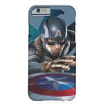 Captain America Jet Badge Barely There iPhone 6 Case