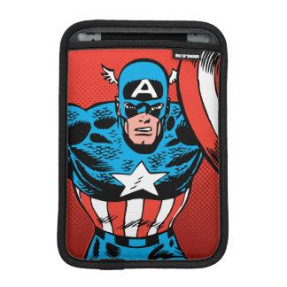 Captain America Jump Sleeve For iPad Mini