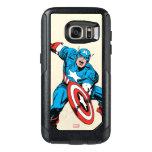Captain America Retro 9 OtterBox Samsung Galaxy S7 Case
