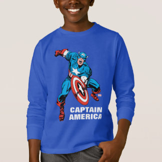 Captain America Shield Slam T-Shirt