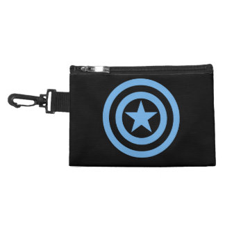 Captain America Super Soldier Logo Accessory Bag