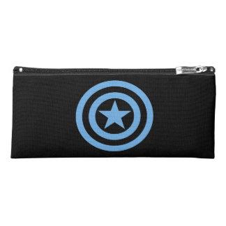 Captain America Super Soldier Logo Pencil Case